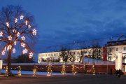 Radio Arabella-Weihnachtsdorf im Alten AKH am 17.11 eröffnet