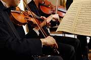 """Konzertreihe """"Junge Talente"""" – Junge Musiker spielen an historischen Orten gefördert von Basis.Kultur.Wien"""