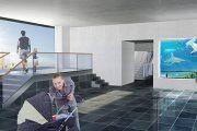 Haus des Meeres Wien bekommt Hammerhai Aquarium und neues Café