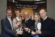 Weine der Winzer Krems 2014 zum 13. Mal am Wiener Opernball