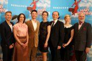 Mary Poppins ab Herbst 2014 im Wiener Ronacher als Deutschsprachige Erstaufführung