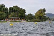 baden gehen in Wien: Ein Sommer am Wasser