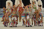 Holiday on Ice kommt mit der Jubiläumsshow Platinum in die Wiener Stadthalle (©Foto:  Martin Schmitz)