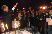 Happy Birthday, Uwe Kröger! Zum 50. Geburtstag feiert der Musicalstar eine Mega-Party in der Stadthalle Wien (4.12.2014)