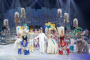 "Holiday on Ice ""Platinum"" @ Stadthalle Wien bis 25.01.2015"