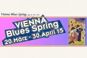 11. Vienna Blues Spring 2015 von 20.03. bis 30.04.2015