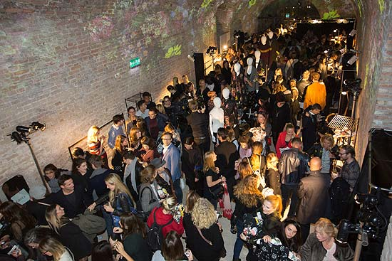 ERDEM x H&M Preshopping Party Overview im Palais Coburg ©Foto: Mathias Kniepeiss, gettyimages für H&M