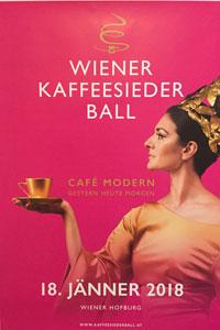 Wiener Kaffeesieder Ball 2018