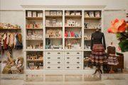 Lena Hoschek eröffnet mit ihrem Kinderladen Bunny Bogart einen Pop-Up Store in der Spiegelgasse im 1. Wiener Gemeindebezirk.